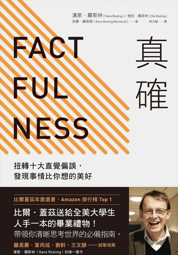 真確 Factfullness